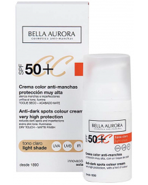 Color Cream Anti Stain SPF50