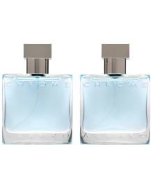 Chrome Eau de Toilette Set