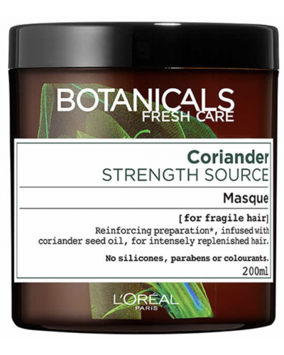 Strength Source For Damaged Hair Corian