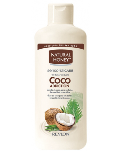 Coco Addiction Shower Gel