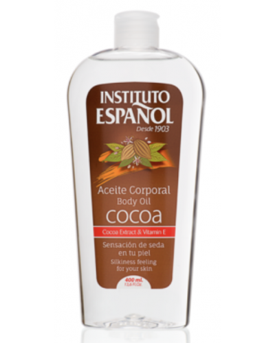 Cocoa Body Oil