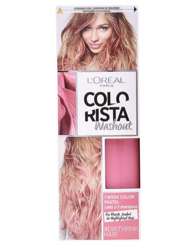 Colorista Wash Out Temporary 3 Dirty Pink