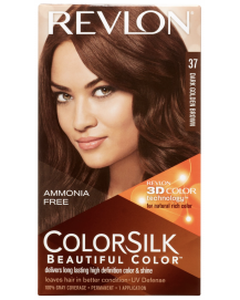Colorsilk Ammonia Free 37 Dark Golden Brown