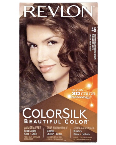 Colorsilk Ammonia Free 46 Medium Golden Chestnut B