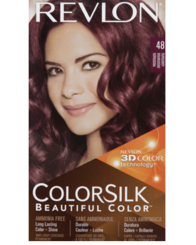 Colorsilk Ammonia Free 48 Burgundy