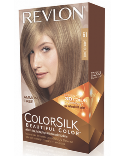 Colorsilk Ammonia Free 61 Dark Blonde