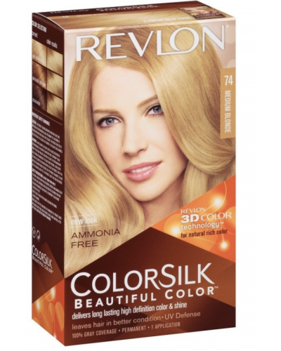 Colorsilk Ammonia Free 74 Medium Blond