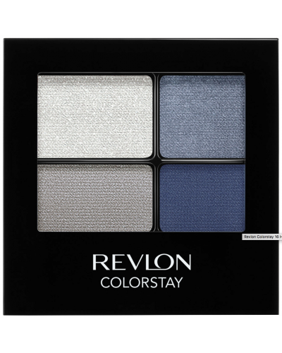 Colorstay 16 Hour Eye Shadow Quad 528 Passionate