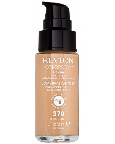 Colorstay Make Up Combination Oily Skin 370 Toast