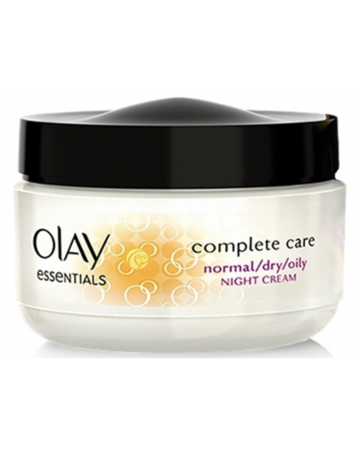 Essentials Night Moisturizer Normal & Dry Skin