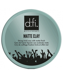 Matte Clay Strong Hold