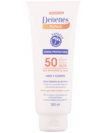 Sun Protech Face And Body Cream SPF50