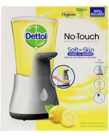 No Touch Silver Starter Fresh Citrus Squeeze