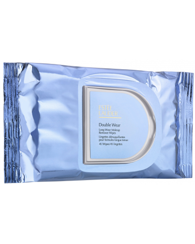 Double Wear Makeup Remover Wipes