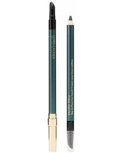 Double Wear Eye Pencil Emerald Volt