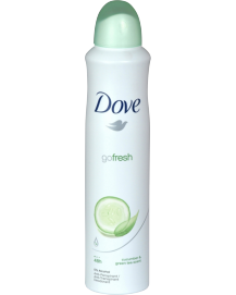 Go Fresh Deodorant Spray