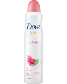 Go Fresh Deodorant Spray Pomegranate