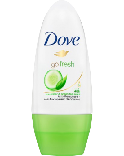 Go Fresh Roll-On Deodorant