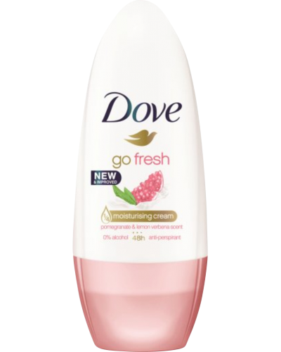 Go Fresh Roll-On Deodorant Pomegranate