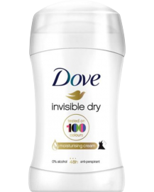 Invisible Dry Deodorant Stick