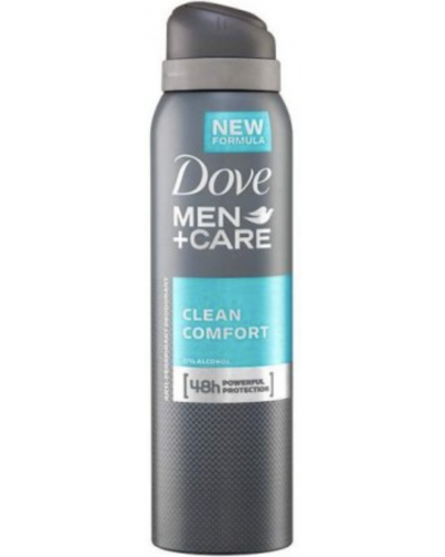 Men Clean Comfort Deodorant Spray