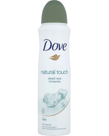 Natural Touch Deodorant Spray