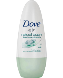Natural Touch Roll-On Deodorant