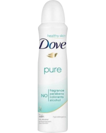 Pure & Sensitive Deodorant Spray