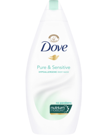 Pure & Sensitive Hypoallergenic Body Wash