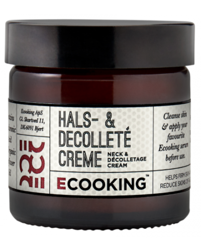 Hals- & Decolleté Creme