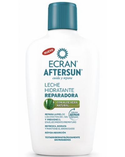 Aftersun with Aloe Vera