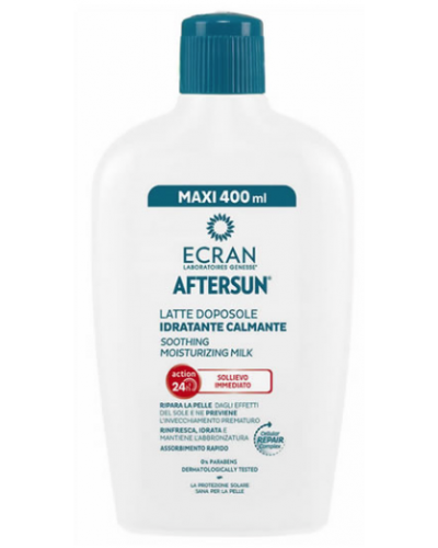 Aftersun Milk Hydratin & Reperation 24h