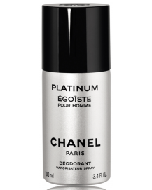 Platinum Égoïste Deodorant Spray For Men