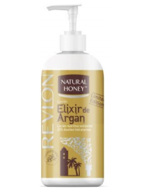 Argan Elixir Body Lotion