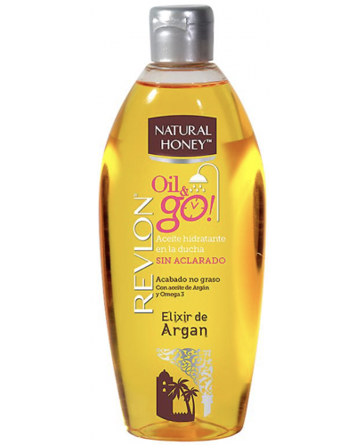 Argan Elixir Body Oil
