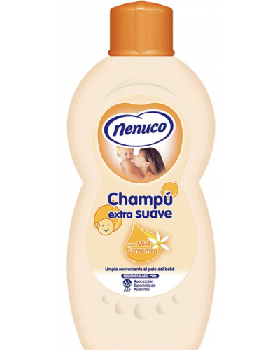 Extra Soft Honey And Camille Shampoo