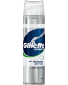 Series Pure & Sensitive Gel
