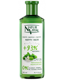Happy Hair Reinforcing 0% Shampoo