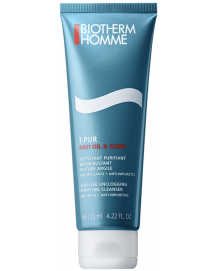 Homme T-Pur Anti Oil & Wet Cleansing Gel