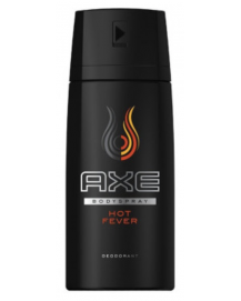 Hot Fever Deodorant Spray