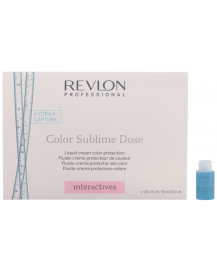 Color Sublime Dose Fluid Cream Color Protection