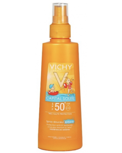 Ideal Soleil Children's SPF50 Face & Body Lotion S