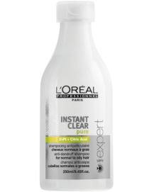 Instant Clear Pure Shampoo