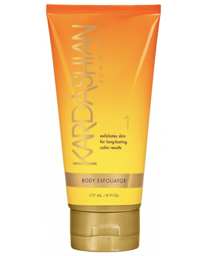 Sun Kissed Body Exfoliator