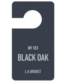 Fragrance Tag Black Oak