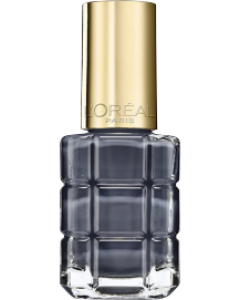 Color Riche Nail Polish 672 Gris Decadent