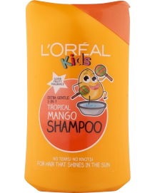 KIDS Tropical Mango Shampoo