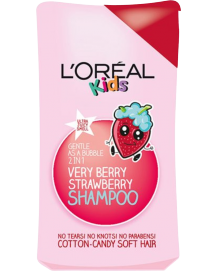 KIDS Very Berry Strawberry Shampoo
