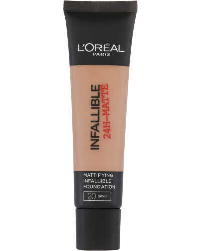 Liquid Foundation Infallible 24H Matte 20 Sand