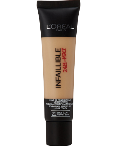 Liquid Foundation Infallible 24H Matte 30 Honey